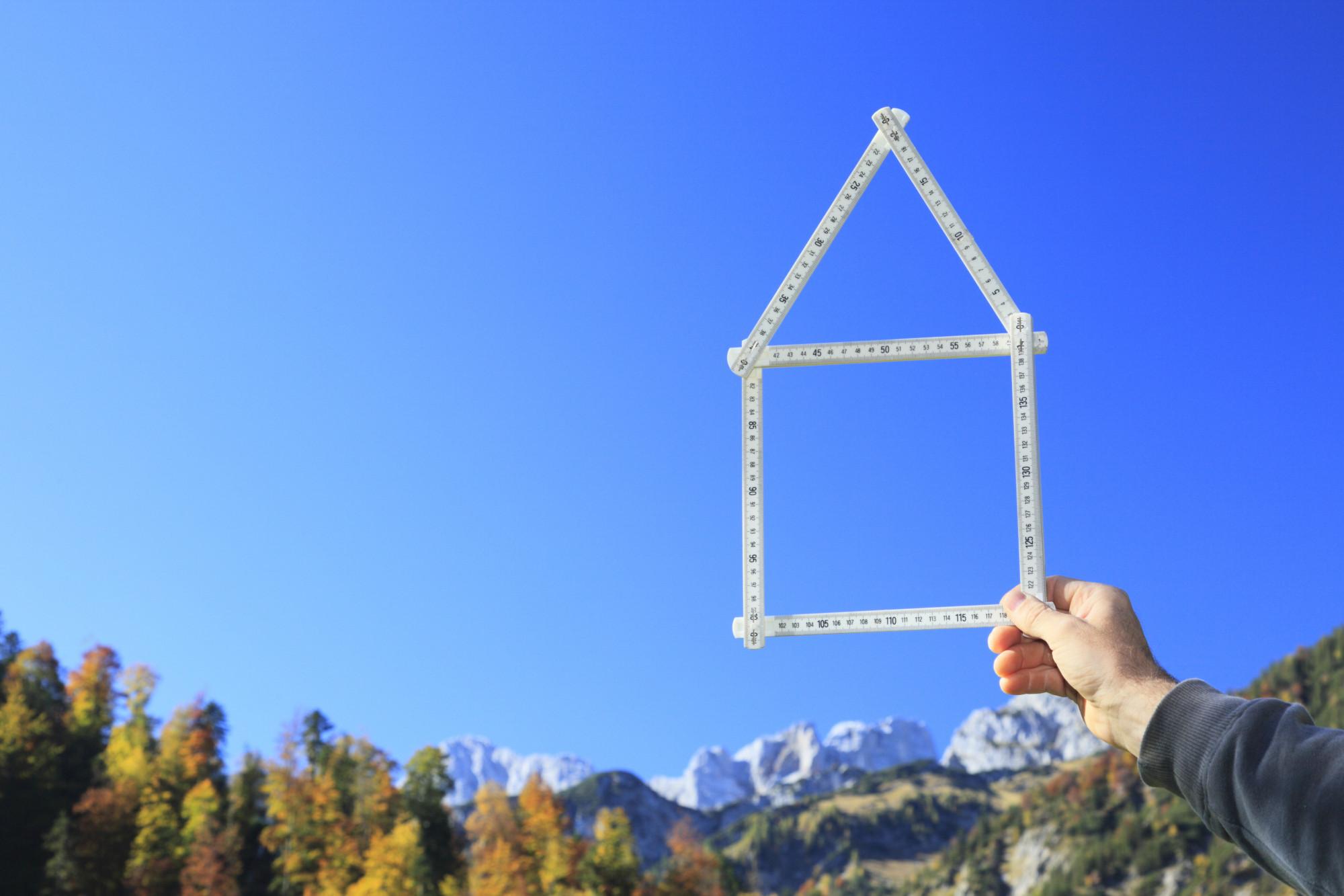 Avaliação bancária das casas sobe sem parar há mais de um ano